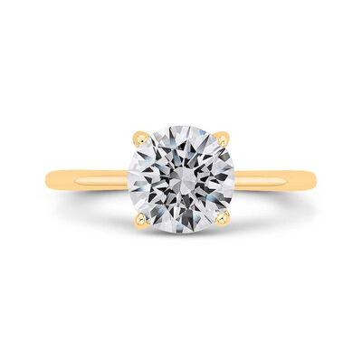 """Bella Ponte """"The Whisper""""  Engagement Ring Setting 14K"""
