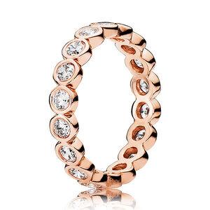 0fd8e59ad PANDORA Rose Jewelry Collection - Rose Gold Jewelry | Ben Bridge Jeweler