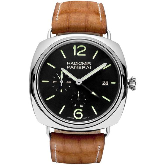 PANERAI Radiomir GMT Automatic Acciaio Watch