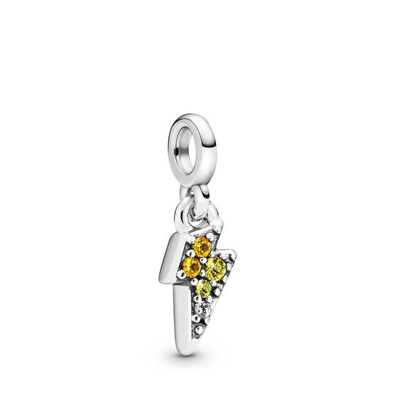 Pandora Me My Powerful Light Crystal Dangle Charm