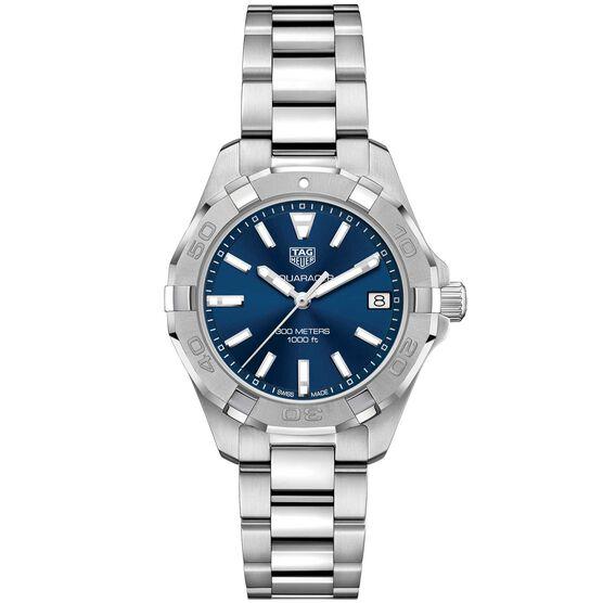 TAG Heuer Aquaracer Blue Dial Quartz Watch 32mm