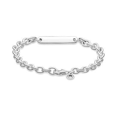 Pandora Engravable Bar Link Bracelet