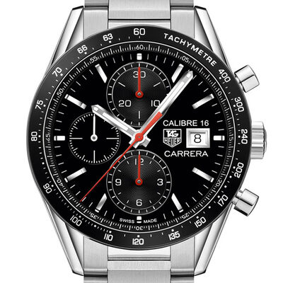 TAG Heuer Carrera Calibre 16 Racing Chronograph