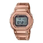 G-Shock Full Metal Rose IP Bluetooth Solar Digital Watch, 49.3mm