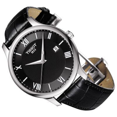 Tissot Tradition T-Classic Quartz Watch
