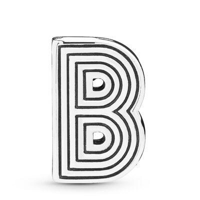 Pandora Reflexions™ Letter B Clip Charm