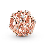 Pandora Rose™ Openwork Star Constellations CZ Charm