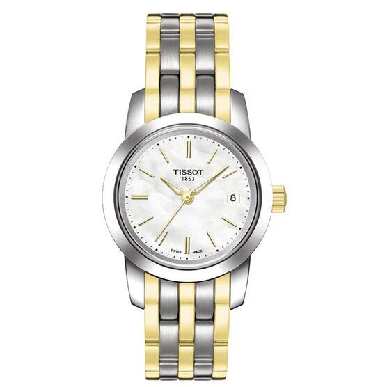 Tissot Classic Dream Mother-of-Pearl Dial T-Classic Quartz Watch, 28mm