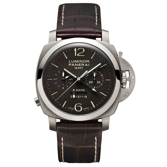 PANERAI Luminor 1950 Chrono Monopulsant GMT Titanium Watch