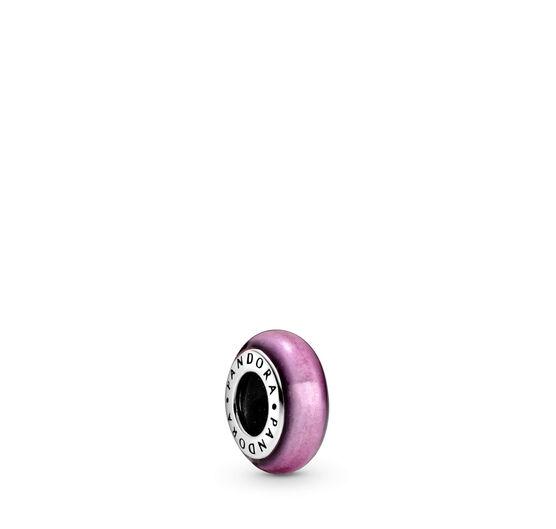 Pandora Me My Pink Enamel Spacer Charm