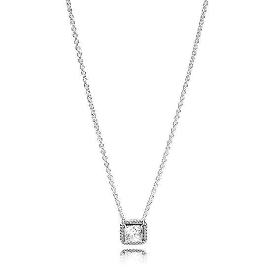 Pandora Timeless Elegance CZ Necklace