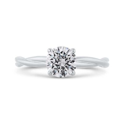 Bella Ponte Diamond Engagement Ring Setting 14K