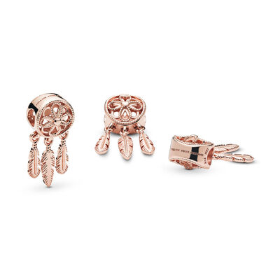 Pandora Rose™ Spiritual Dream Catcher Charm
