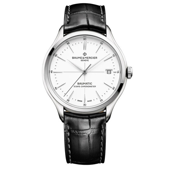 Baume & Mercier CLIFTON BAUMATIC 10436 Watch
