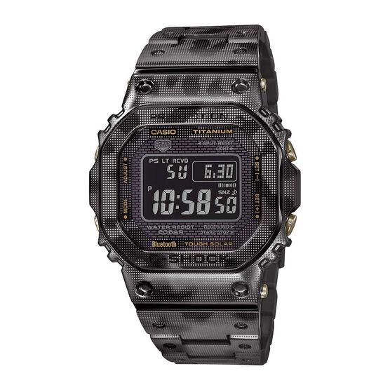 G-Shock Full Metal 5000 Titanium Camo Bluetooth Solar Watch