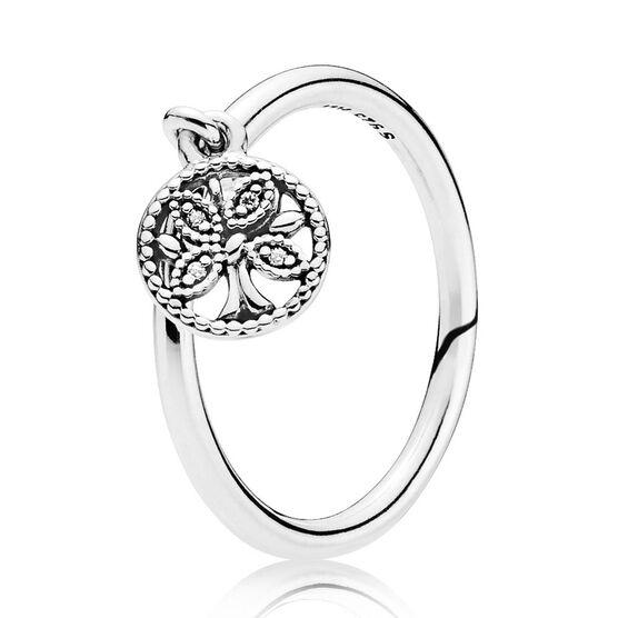 Pandora Tree of Life CZ Ring