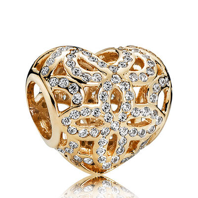 PANDORA Love & Appreciation Charm 14K