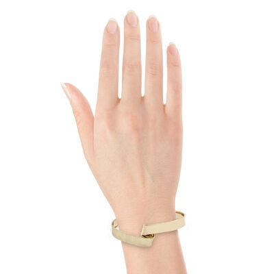 Toscano Twist Bracelet 14K