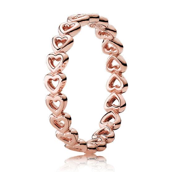Pandora Rose™ Linked Love Ring
