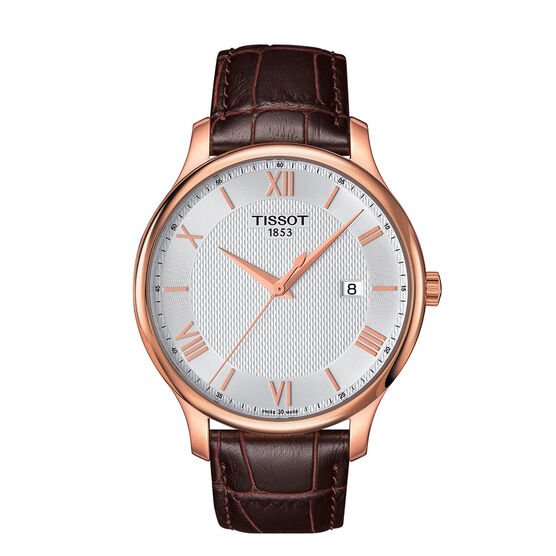 Tissot Tradition T-Classic Rose PVD Quartz Watch