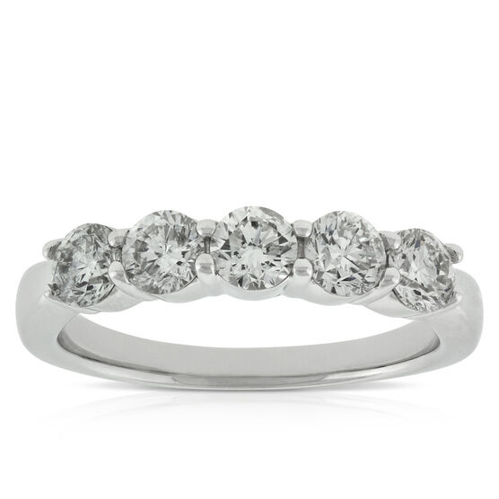 Diamond Band. 1 ctw. 14K