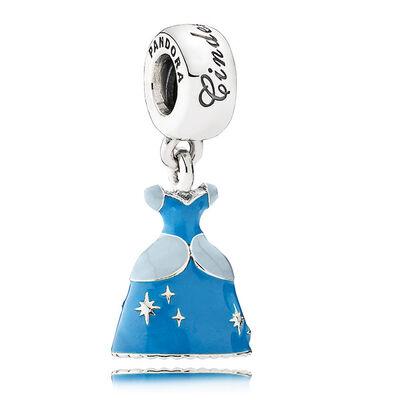 Pandora Disney Cinderella's Dress Charm