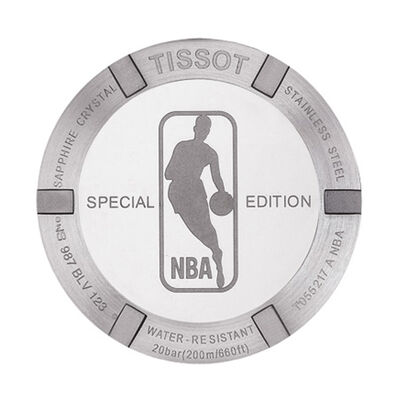 Tissot PRC 200 NBA Special Edition Special Collections Quartz Chrono Watch, 34mm