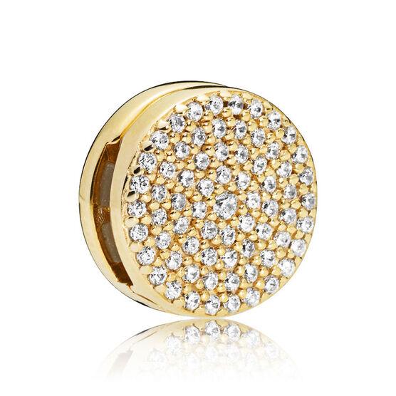 Pandora Reflexions™ Pandora Shine™ Dazzling Elegance CZ Clip Charm