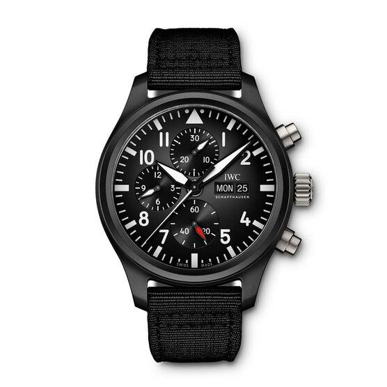 IWC Pilot's Watch Top Gun Chronograph