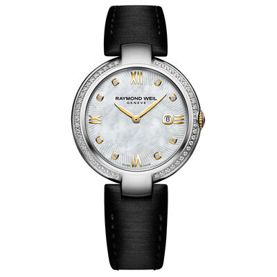 Raymond Weil Shine Two-Tone Diamond Watch