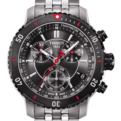Tissot PRS 200 Chronograph Watch