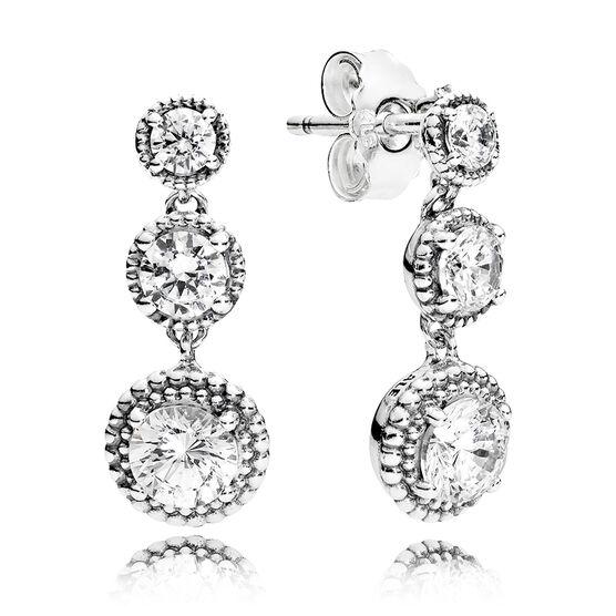 PANDORA Eternal Elegance CZ Earrings