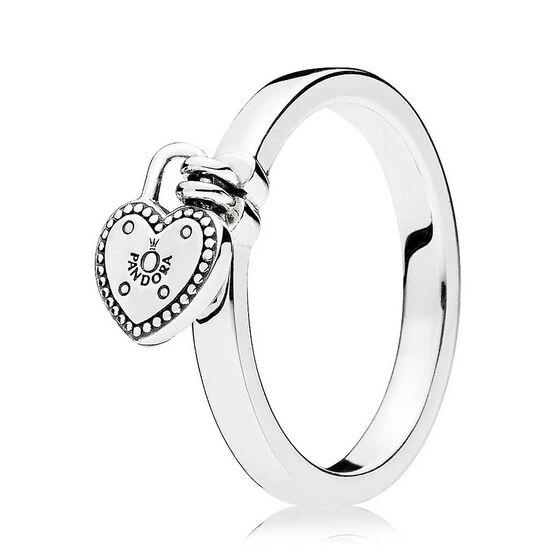 PANDORA Love Lock Ring