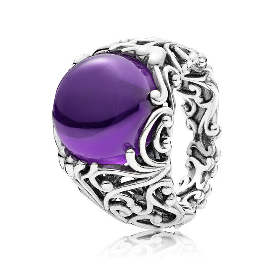 PANDORA Regal Dazzling Beauty CZ Ring