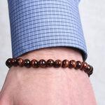 Men's Tiger Eye Bracelet