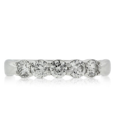 Diamond Band, 3/4 ctw. 14K