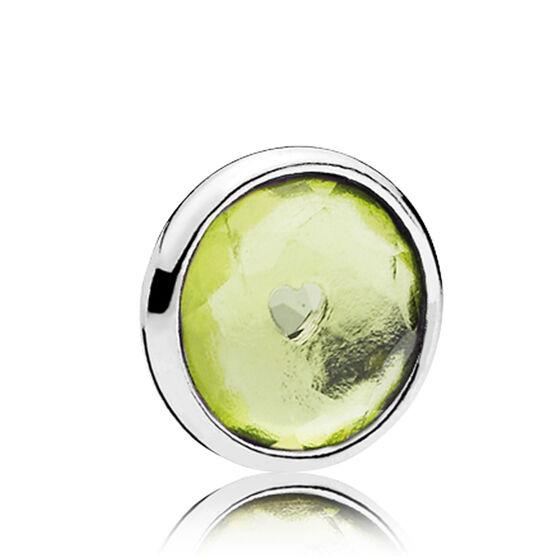 PANDORA Petite Element August Droplet Charm