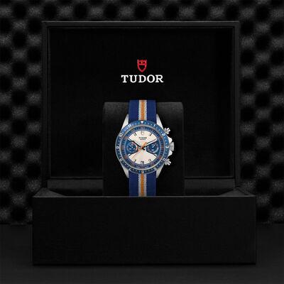 TUDOR Chrono Blue, 42mm