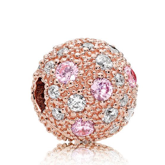 Pandora Rose™ Cosmic Stars CZ Clip