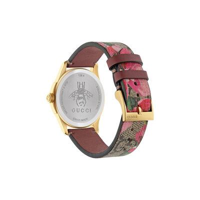 Gucci G-TIMELESS Le Marche des Merveilles Garden  Floral Watch