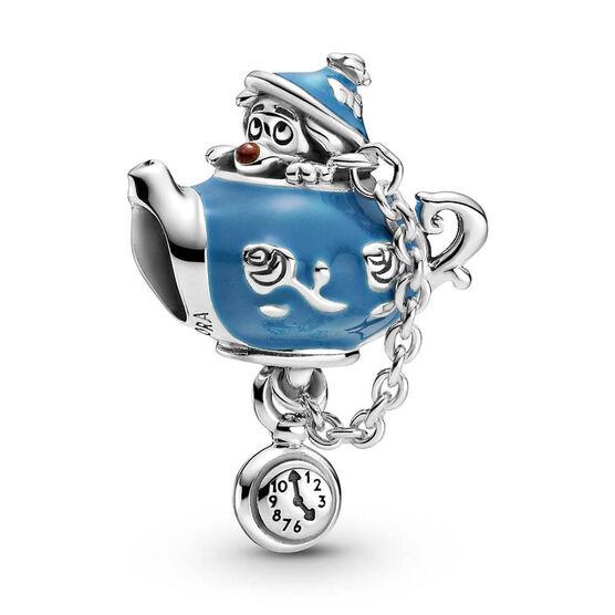 Pandora Disney Alice in Wonderland, Unbirthday Party Teapot Enamel Charm