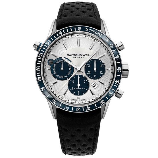 Raymond Weil Freelancer Chronograph Watch, 43mm
