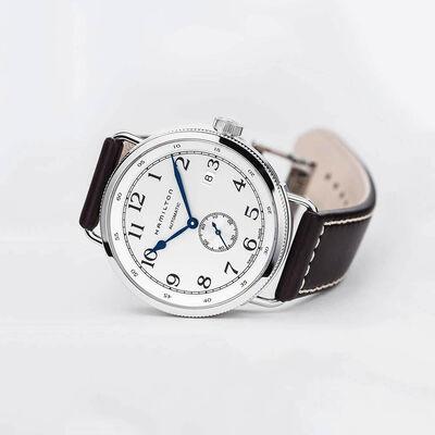 Hamilton Khaki Navy Pioneer Small Second Auto Watch, 40mm
