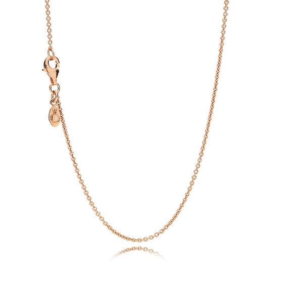 PANDORA Rose™ Chain Necklace, 45cm