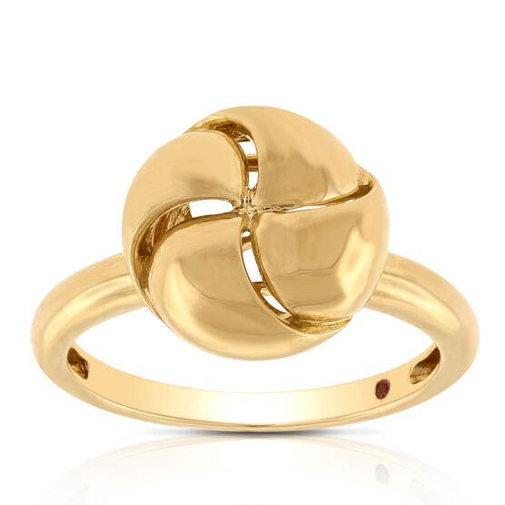 Roberto Coin Knot Ring 18K