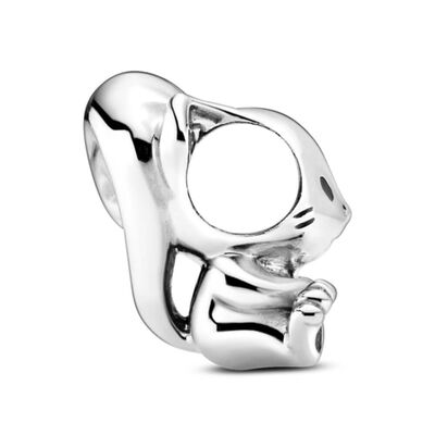 Pandora Cute Squirrel Enamel Charm