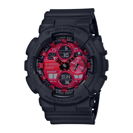 G-Shock Adrenaline Red Series Bluetooth Watch