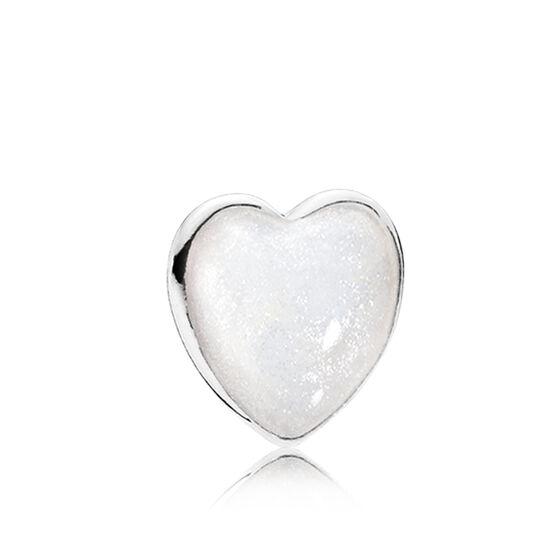 PANDORA Petite Element Enamel Heart Charm