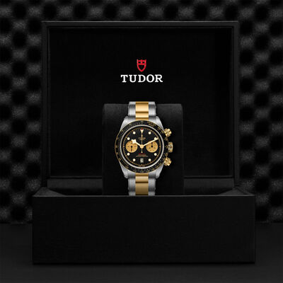 TUDOR Black Bay Chrono S&G, 41mm