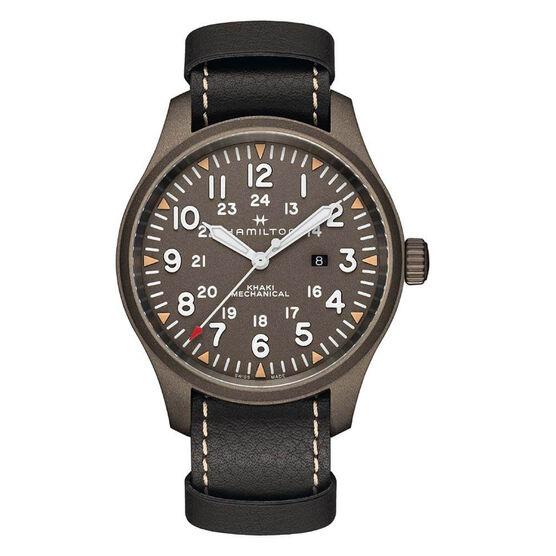 Hamilton Khaki Field Mechanical Watch, 50mm
